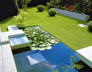 wasser im garten das gro e ideenbuch teiche schwimmteiche pools bachl ufe. Black Bedroom Furniture Sets. Home Design Ideas