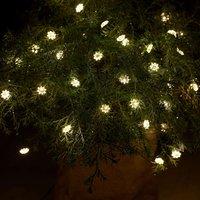 Für innen und außen - LED-Lichterkette Silke 40fl