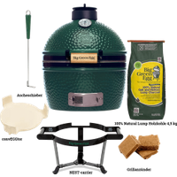 Big Green Egg MiniMax / MiniMax Starterpaket (Option: MiniMax Starterpaket)