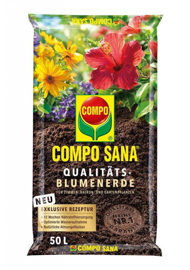 COMPO SANA Qualitäts Blumenerde