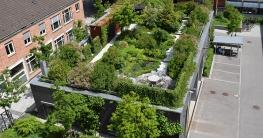 Dachgärten lassen sich bei fachgerechter Planung und Erfüllung der notwendigen baulichen Voraussetzungen auf jedem Dach realisieren, ob auf dem Ein- oder Mehrfamilienhaus, einem Gewerbeobjekt, Shopping Center oder ehemaligen Parkdeck.