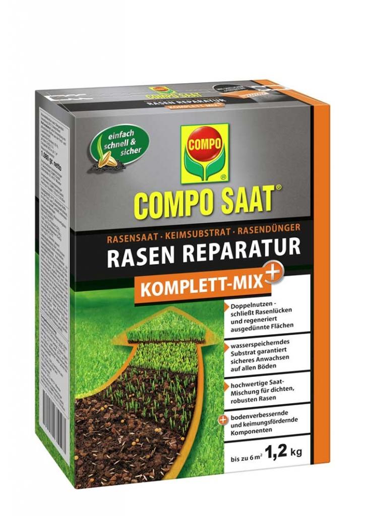 COMPO SAAT Rasen Reparatur Komplett Mix